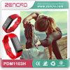 Traqueur sans fil d'activité de bracelet de sports de Bluetooth de traqueur de Pedometer de forme physique avec la piste de calories de contrôle de sommeil de compteur d'opérations
