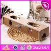 L'animal familier interactif en bois de la meilleure cour de jeu animale de vente petite joue W06f044