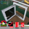 Impato Windows do furacão de UPVC, casa Windows matizado Casement