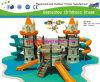 Totalmente Plastic Castelo Outdoor Parque infantil Venda (HC-8101)