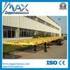 China Triple Axles Container 40feet Skeleton Semi Trailer Price