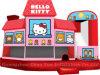 Gattino commerciale Bouncer Jumping Castle di Grade Hello per Girls
