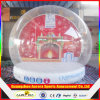 Human divertente Snow Globe, Christmas Inflatable Snow Globe con Customized Size