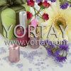 美の装飾的で熱い花のローズのマニキュアの真珠の顔料