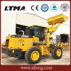 Aufbau-Maschinerie 3 Tonnen-MiniVorderseite-Rad-Ladevorrichtung