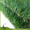 Grama artificial da paisagem da decoração do jardim de 4 tons