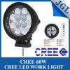 diodo emissor de luz da luz do trabalho do diodo emissor de luz do CREE 60W o auto ilumina 4X4