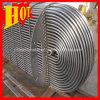 Tuyauterie titanique d'enroulement d'échangeur de chaleur d'ASTM B338 Grade2