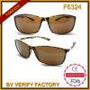 Óculos de sol feitos sob encomenda novos polarizados para a senhora com preço barato (F6324)