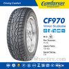 Neumáticos de la polimerización en cadena del neumático del vehículo de pasajeros del invierno de la nieve de la gama completa