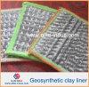 Forro da argila de Geosynthetic do Bentonite do sódio (GCL) para o Anti-Escoamento