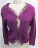 30/20/20/20/10 Kraft/Cttn/Ny/Wool/Cash Sweater für Women /Ladies