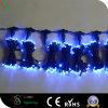 Lumière de chaîne de caractères de rideau en décoration DEL de Noël avec le certificat de la CE