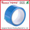 Colorear la cinta de acrílico del embalaje de Transpatent BOPP