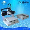 El alto ranurador de madera del CNC del precio de fábrica de la exactitud 3D mini trabaja a máquina 6090 para el anuncio