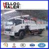 Sinotruk 4X2小さいトラックによって取付けられるクレーン5ton XCMG軽いクレーントラック