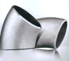 Aço inoxidável de junção de tubulação cotovelo de 45 graus