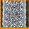 Tissu de lacet de polyester et de jacquard de Spandex