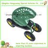 Тележка инструмента сада для сидеть с пневматическим колесом (TC4501)