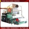 1880mm / 150 4-5 Ton / Día Facial Tissue Jumboo papel que hace la máquina