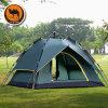 3-4 Personen-Zelt-automatisches windundurchlässiges wasserdichtes doppelte Schicht-Zelt-Ultralight im Freien wandernde kampierendes Zelt-Picknick-Zelte