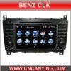 GPS van de auto DVD voor Benz Clk (CY-8812)