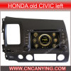 Reprodutor de DVD especial de Car para Honda Old Civic Left com GPS, Bluetooth. (CY-8046)