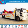FAW 6X4 240HPの販売のための多機能のレッカー車