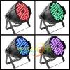 Disco-Licht 3W*54PCS RGB Tri LED NENNWERT Licht des Fabrik-Preis-LED mit DMX Radioapparat