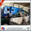 Lata de alumínio da fábrica de tratamento da sucata que recicl o produtor da máquina