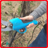 Koham Tools CE Certificated Bypass Scissors Vineyards Loppers Electrical Secateurs Powered Pruners Electricity Trimmers Lithium Battery Handheld Pruning Shears