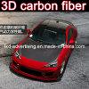 Alta qualità 3D Carbon Fiber Vinyl Film From Factory.