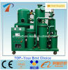 Zyb Transformer Oil Regenerated Machinery Remove Oxide Materials et Remove Free Carbon dans The Deteriorated Oil