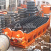 Classificatore a spirale della struttura del separatore robusto di estrazione mineraria
