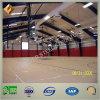Arena prefabricada bien diseñada del baloncesto de la estructura de acero