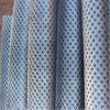 Galvanizzato o PVC Coated Expanded Metal Mesh