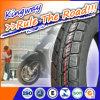 Moto butylique de qualité de la Chine/pneu 3.00-10 de chambre à air pneu de bicyclette