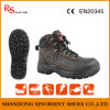 Los zapatos de seguridad de la policía Malasia, seguridad ligera anudan Snb1070