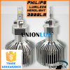 diodo emissor de luz Headlight de 4500lm 25W a Philips