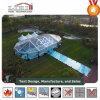 Tende foranee trasparenti di ricevimento nuziale del tetto della tenda superiore libera