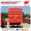 Het Gewicht van de tarra 7 van de Doos Ton van de Vrachtwagen van de Omheining met AchterDeur