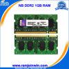 完全なCompatible Ett Original Chips DDR2 1GB Notebook RAM