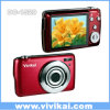 15MP 2.7  TFT LCD 5X optisches Zoom+ 4X Digital Summen-kompakte Kamera