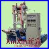 Machine de soufflement de soufflement de film de Samll de machine de mini film avec Pirnting dans la ligne