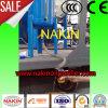 Olio basso che ricicla macchina, distilleria residua della raffineria dell'olio per motori