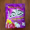 Alta espuma detergente em pó para lavagem automática de Mercado Iêmen