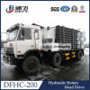 Máquina Drilling caminhão Geological da exploração do grande