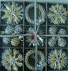 Stroh-Weihnachtsverzierungen (HR05-012)
