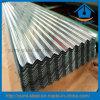 Folha ondulada revestida da liga do Alumínio-Zinco do material de construção para fachadas