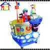 Passeio do Kiddie do navio de pirata Yp2209 para a terra do divertimento das crianças